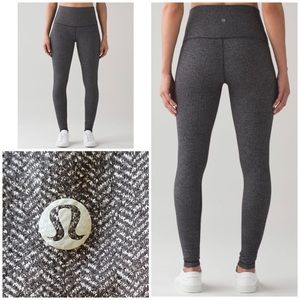 Lululemon Herringbone Wunder Under Legging Pant 4